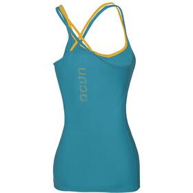 Ocun Corona - Camisa sin mangas Mujer - azul